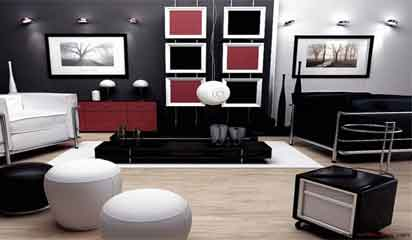 Interior Design Installation Services