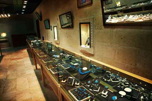 Jewelry Store Display