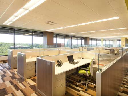 Office design and installations