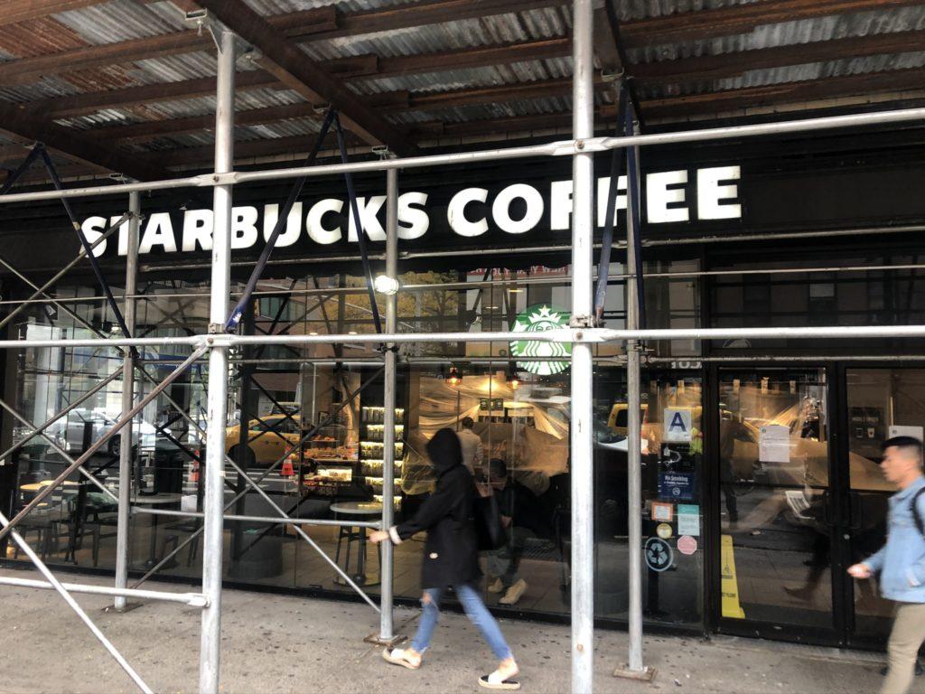 Starbucks Tristate Installation